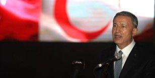 Milli Savunma Bakanı Akar: Türkiye'nin deniz yetki alanlarında inceleme yapmak bizim hakkımız