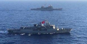 Türkiye ile Amerika'dan Akdeniz'de deniz eğitimi