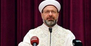 Diyanet İşleri Başkanı Erbaş'tan Müslüman dini liderlere Ayasofya mektubu