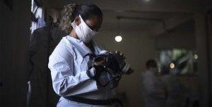 Brezilya'da Bolsonaro Kovid-19'u yense de sağlık sistemi alarm veriyor