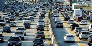 Haziran'da 76 bin araç trafiğe katıldı