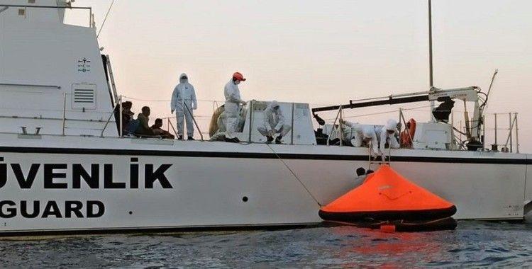 Muğla'da 61 sığınmacı kurtarıldı