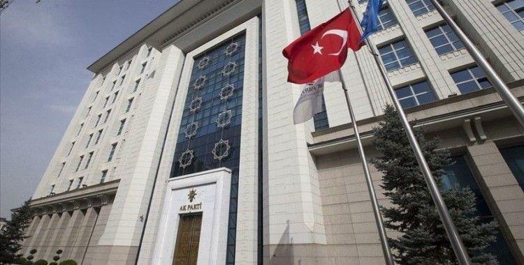 AK Parti'de bayramlaşma programı cumartesi günü videokonferans yöntemiyle yapılacak
