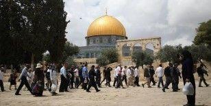 Hamas'tan Mescid-i Aksa'ya baskın çağrılarına tepki