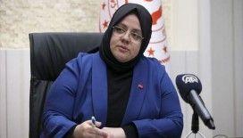 Aile, Çalışma ve Sosyal Hizmetler Bakanı Selçuk: Fikrine güvenenler, edepsiz ifadeler kullanmak zorunda kalmaz