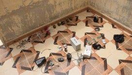 Telabyad'da teröristlere ait patlayıcı malzemeler bulundu