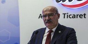ATO Başkanı Baran'dan vergi indirimi değerlendirmesi