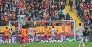 Kayserispor en çok gol yiyen takım