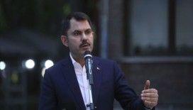 Çevre ve Şehircilik Bakanı Kurum, Konya'da