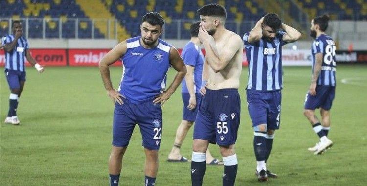 Adana Demirspor'un Süper Lig hasreti uzadı