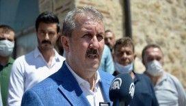 BBP Genel Başkanı Destici: Türk halkı iyi bir sınav verdi