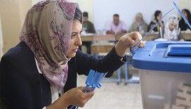 Irak'ta Yüksek Seçim Komiserliğinden '6 Haziran'da seçime hazırız' açıklaması