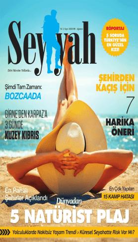 Seyyah - Ağustos 2020