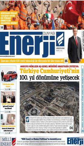 Enerji Dünyası - Ağustos 2020