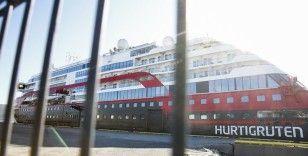 Kruvaziyer gemilerine 14 gün karaya çıkma yasağı