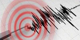 İran'da 4.5 büyüklüğünde deprem