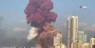Beyrut'taki patlamada bilanço netleşiyor: En az 10 ölü