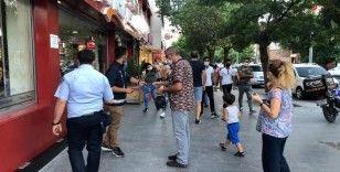 Erzincan'da maske takmayanlara ceza yağdı