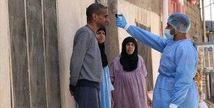 Irak'ta son 24 saatte 83 kişi Kovid-19'dan hayatını kaybetti