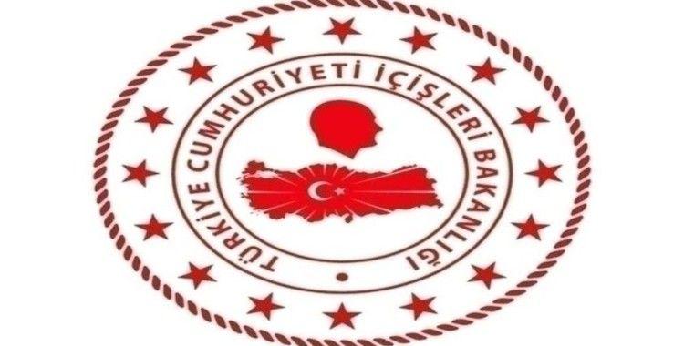 İçişleri Bakanlığından 81 il valiliğine genelde