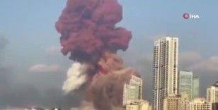Beyrut'taki patlamada ölü sayısı 113'e yükseldi