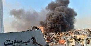 Patlamayla yıkıma uğrayan Beyrut Limanı Lübnan ekonomisinin can damarı sayılıyordu