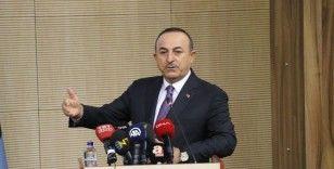 Dışişleri Bakanı Mevlüt Çavuşoğlu Malta'da