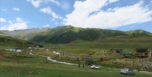 Kırgızistan'ın cazibe merkezi: Çunkurçak Vadisi