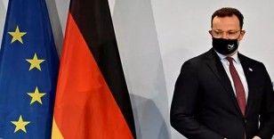 Almanya Sağlık Bakanı Spahn: Türkiye'den gelen vakalar artıyor