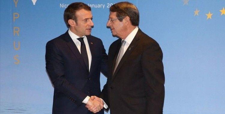 Fransa ile Kıbrıs Rum kesimi arasındaki savunma iş birliği anlaşması yürürlüğe girdi