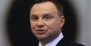 Polonya'da Cumhurbaşkanı Duda'nın ikinci dönemi başladı