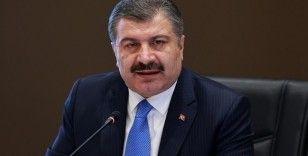 Sağlık Bakanı Koca: 'Aramızda dağlar yok, mesafeyi ayarlayın'