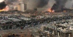 Rusya'ya ait üçüncü yardım uçağı Beyrut'a hareket etti