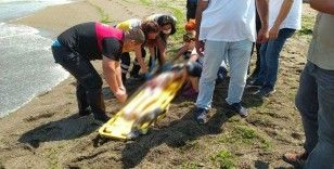 Denizde boğulan çocuğun cansız bedeni bulundu
