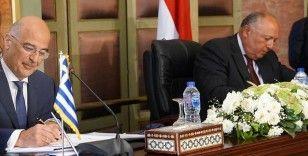 Yunanistan Eski Dışişleri Bakanı Kocyas'tan Mısır'la yapılan anlaşmaya eleştiri