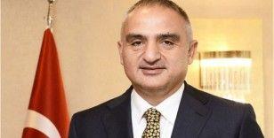 Kültür ve Turizm Bakanı Ersoy oteller için 'Hijyen sertifikası'nın kalıcı hale geleceğini açıkladı