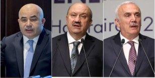 TBB: TCMB Başkanı Uysal, BDDK Başkanı Akben ve TBB Başkanı Aydın dün bir araya geldi