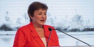 IMF Başkanı Georgieva'dan Lübnan'a destek mesajı