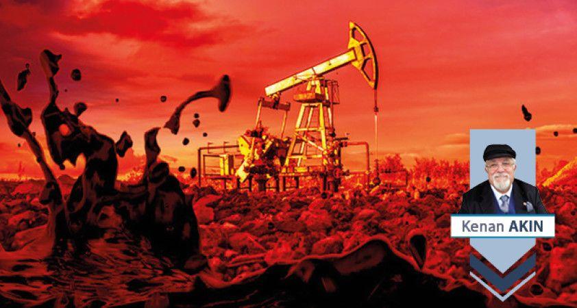 Ortadoğu petrolünün uğursuzluğu