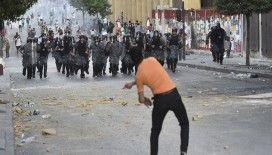 Lübnan'daki protestolar 2. gününde devam ediyor