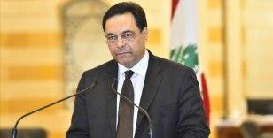 Lübnan Başbakanı Diyab'dan yeni hükümet kuruluncaya kadar görevini sürdürmesi istendi