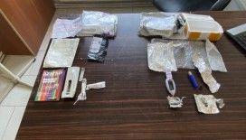 Hollanda'dan Manisa'ya kargoyla uyuşturucu gönderdi