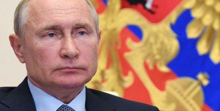 Putin'den, seçimin galibi Belarus Devlet Başkanı Lukaşenko'ya tebrik