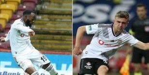 Beşiktaşlı futbolcular N'Koudou ve Rıdvan Yılmaz, PAOK eşleşmesini değerlendirdi