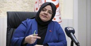 Bakan Zehra Zümrüt Selçuk: Aktif iş gücü programlarına iki yılda 4,6 milyar lira kaynak aktarıldı