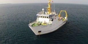 Koca Piri Reis Araştırma Gemisi Karadeniz'de gaz hidrat kaynaklarını araştıracak