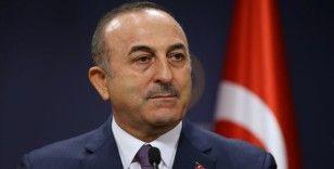 Bakan Çavuşoğlu, Mareşal Dostum ile görüştü