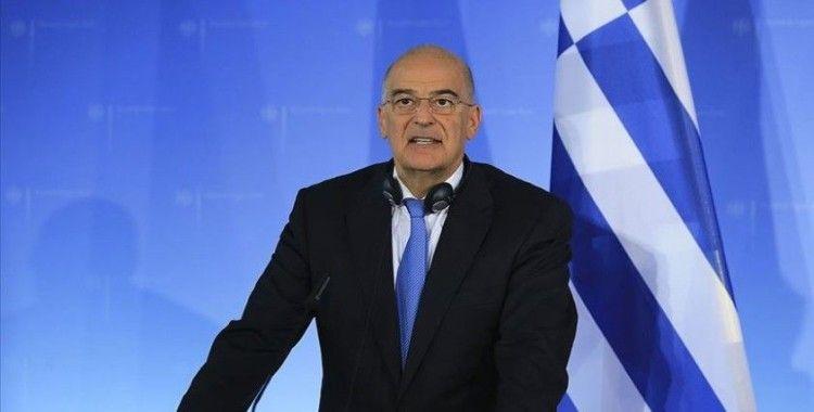 Yunanistan Dışişleri Bakanı İsrail'de