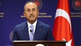Bakan Çavuşoğlu, İsviçre Dışişleri Bakanı Cassis ile görüştü
