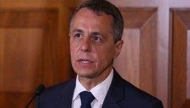 İsviçre Dışişleri Bakanı Cassis: Türkiye İsviçre için öncelikli bir ortak